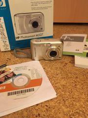 Digitalkamera HP Photosmart M527 für