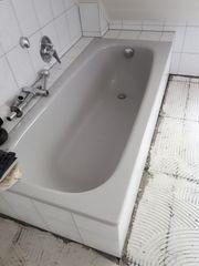 Badewanne und Duschwanne zu verschenken