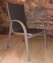 Sitzgarnitur Gartenmöbel Kettler Basic Stühle