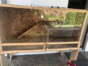 Terrarium 150x80x80 cm
