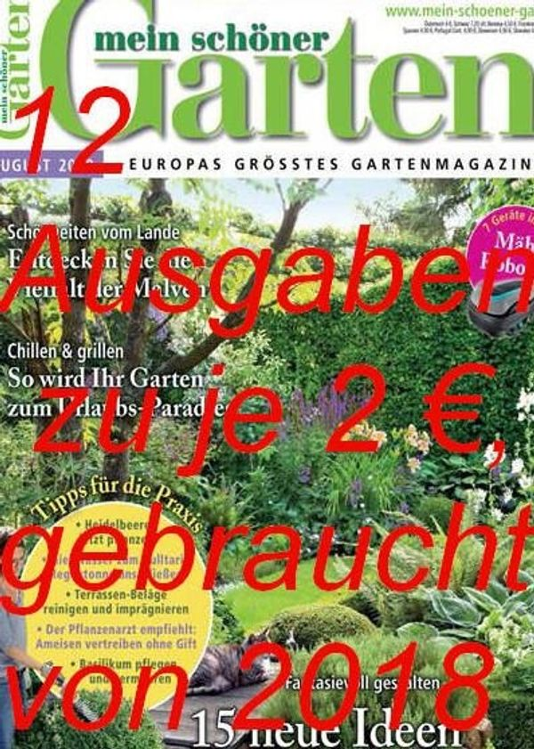 10 x Mein schöner Garten