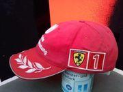 SCHUMACHER F1 CAP