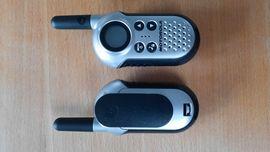 handliche Walkie-Talkies von Motorola für: Kleinanzeigen aus München Pasing-Obermenzing - Rubrik Sonstiges Kinderspielzeug