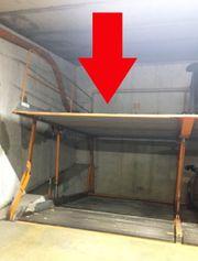 Tiefgaragenstellplatz im Doppelparker -OBEN- sofort