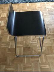 1 von 2 Ikea Barstühlen