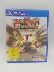 PS4 Worms Battlegrounds Sehr gut