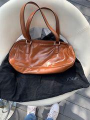 Joop Lederhandtasche
