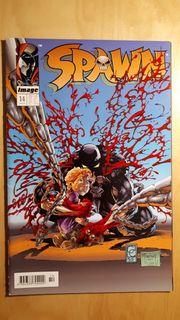 comic image Spawn Nr 14