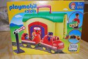 Playmobil 123 Mitnehm-Bahnhof - 6783