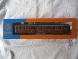 Bild 4 - 11 Stück Roco HO Eisenbahn - Birkenheide Feuerberg