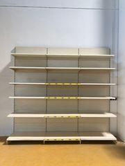 3 Meter Wandregal Ladeneinrichtung Verkaufsregale