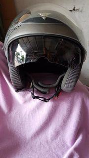 Motorrad Jacke Helm Nierengürtel
