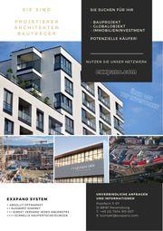Bauprojekt Wohnanlagen Globalobjekte zum Kauf