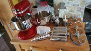 KitchenAid 5KSM7580XEER Küchenmaschine