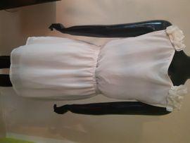 Damenbekleidung - Kleid Sommerkleid Rüschenkleid business freizeit