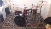 Schlagzeug Drumset Tama Rockstar Set