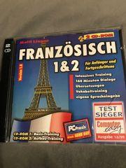 Französisch Lern CD 2 stck