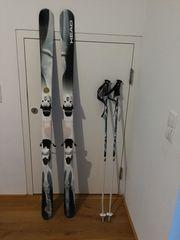 Head Skier inkl Stöcke