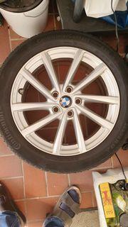 4 Winterreifen Kompletträder BMW 2er