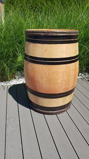 Original Weinfass Eichenfass Holzfass Barriquefass
