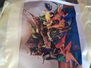 Dinosaurierpaket- Spielzeug