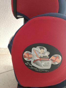 Bild 4 - Kinderautositz - Gruppe I Testergebnis sehr - Limburgerhof