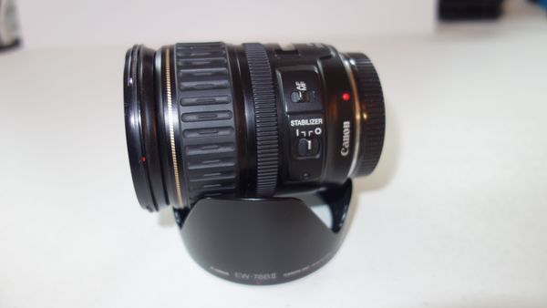 CANON EF 28-135mm IS USM