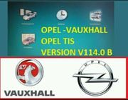 OPEL TIS VAUXHALL 2002-2011 V114