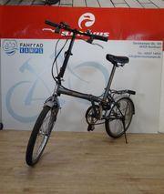 gebrauchtes Gazelle Kwikvouw Faltrad 20
