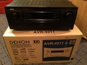 Denon AVR - 4311 in schwarz