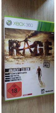 Rage X Box 360