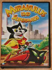 DVD Mirakulus und Supermaus - Zeichentrick-Film