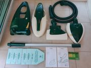 Vorwerk 131 Kobold System Grün