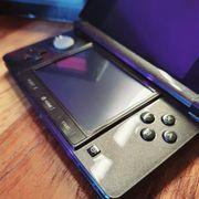 Nintendo 3ds cosmos black in