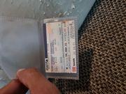 Monat Fahrkarte