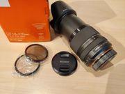 Sony Objektiv DT 18-135mm F3