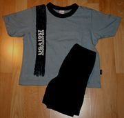 ORIGINAL - Sommer-Schlafanzug - Größe 116 - Pyjama -