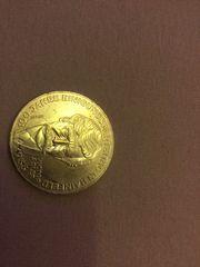 500 Schilling Sondermünze Victor Adler