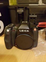 Leica S2 Mittelformat mit 2