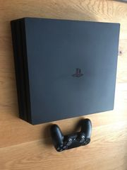 Play Station 4 Pro Spiele