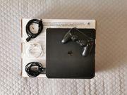 PS4 slim 500GB schwarz