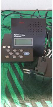 Anrufbeantworter digital - tiptel 211 Clip