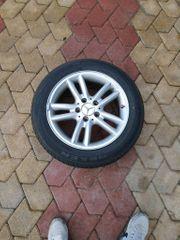 4x Sommer Felgen Mercedes C200