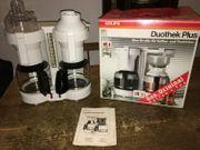 Kaffeemaschine - KRUPS - Duothek Plus - Neuwertig