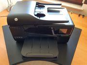hp Officejet 6600 Farbtintendrucker Multifunktion - neuwertig