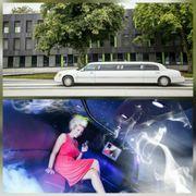 Stretchlimousine mit Chauffeur Hochzeit Geburtstag