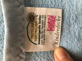 Babydecke hellblau 100 Baumwolle gut: Kleinanzeigen aus Markt Schwaben - Rubrik Baby- und Kinderartikel