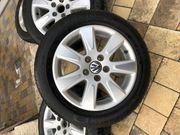 Satz VW 16 Zoll Alufelgen