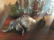 Fisch Krüge Gläser Bär