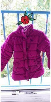 Mädchen Winterjacke Grösse 110 116